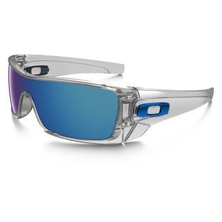 Oakley SI Batwolf Polished Clear (frame) - Ice Iridium (lens)