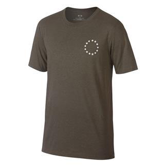 Oakley B. Ross T-Shirt Dark Brush Dark Heather