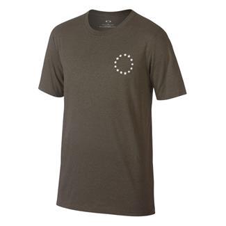 Oakley B. Ross T-Shirt Dark Brush Dark Heather