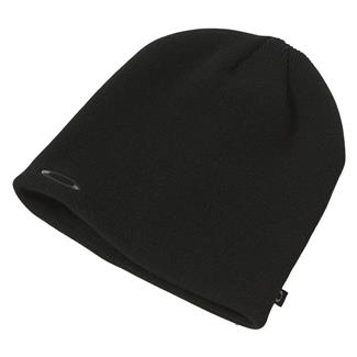 Oakley Fine Knit Beanie Blackout