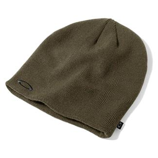 Oakley Fine Knit Beanie Dark Brush