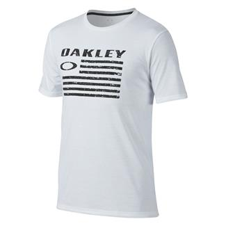 Oakley Flag T-Shirt White