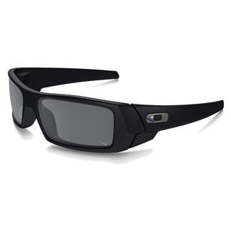 Oakley IHF Gascan Blue Black (frame) - Black Iridium (lens)