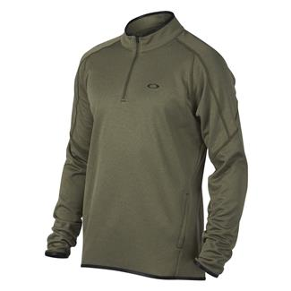 Oakley Prime 1/4 Zip Dark Brush