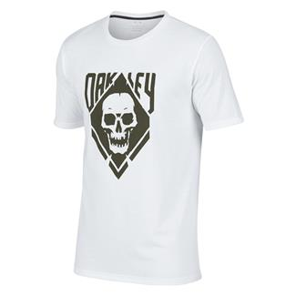 Oakley Skull T-Shirt White