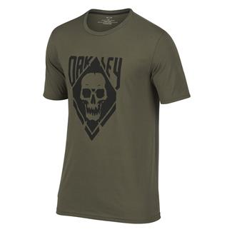 Oakley Skull T-Shirt Dark Brush