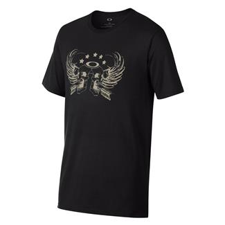 Oakley Skull Wings T-Shirt Blackout