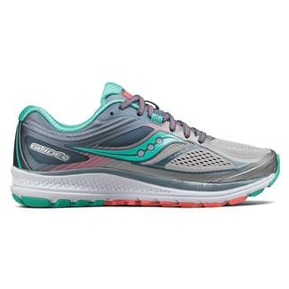 Saucony Guide 10 Gray / Teal