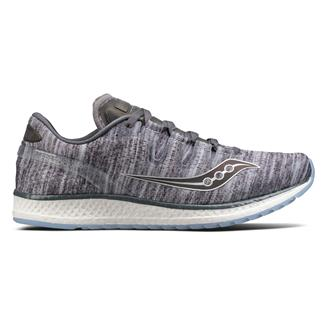 Saucony Heathered Chroma Freedom Iso Gray