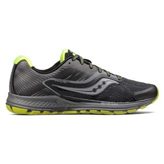 Saucony Reflex Ride 10 Black / Citron