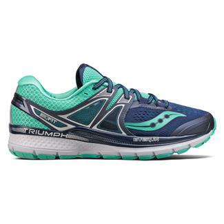 Saucony Triumph Iso 3 Navy / Teal