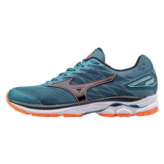 Mizuno Wave Rider 20 Blue Coral / Black / Clownfish