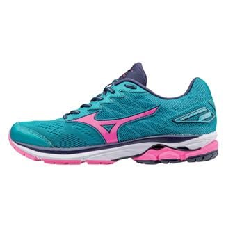 Mizuno Wave Rider 20 Tile Blue / Pink Glo / Peacoat