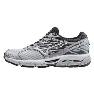 Mizuno Wave Paradox 4 Griffin / Silver / Red Orange