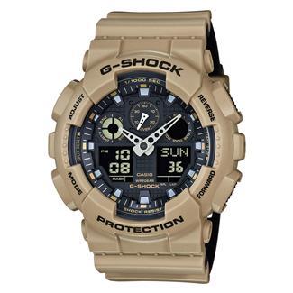 Casio Tactical G-Shock XL-G GA100 Sand Beige