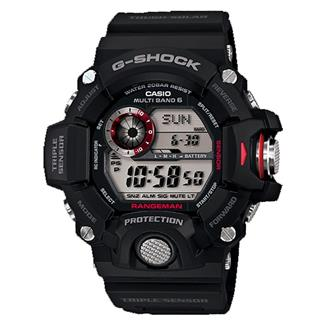 Casio Tactical Master of G Rangeman GW9400 Black