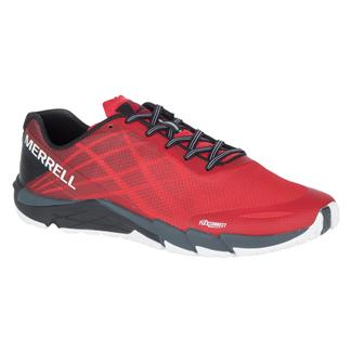 Merrell Bare Access Flex High Risk Red