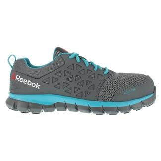 Reebok Sublite Cushion Work AT Gray / Turquoise