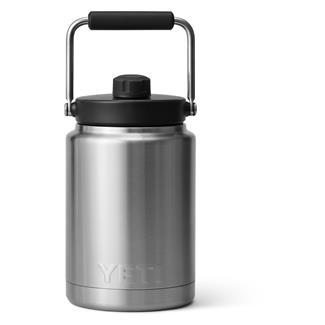 YETI Rambler Half Gallon Jug Stainless Steel