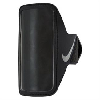NIKE Lean Arm Band Black / Black / Silver