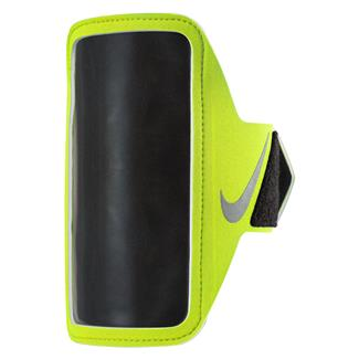 NIKE Lean Arm Band Volt / Black / Silver