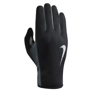 NIKE Rally Run Gloves 2.0 Black / Anthracite / Silver