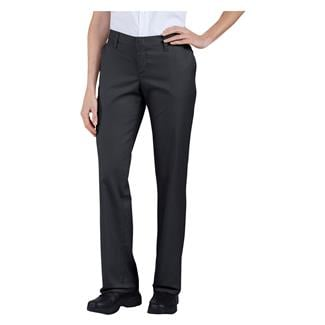 Dickies Premium Relaxed Straight Flat Front Pants Dark Charcoal
