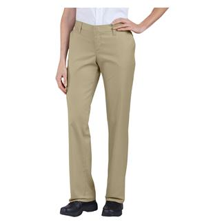 Dickies Premium Relaxed Straight Flat Front Pants Desert Sand