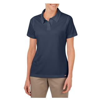 Dickies Industrial Performance Short Sleeve Polo Dark Navy