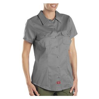 Dickies Short Sleeve Work Shirt Graphite