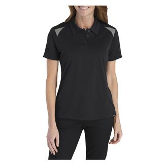 Dickies Team Performance Shop Polo Black / Smoke