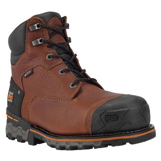 "Timberland PRO 6"" Boondock CT WP 400g Brown"