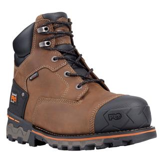 "Timberland PRO 6"" Boondock WP Brown"
