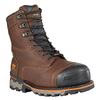 "Timberland PRO 8"" Boondock CT WP 600g Brown"