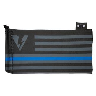 Oakley SI Thin Blue Line Flag Microbag Black