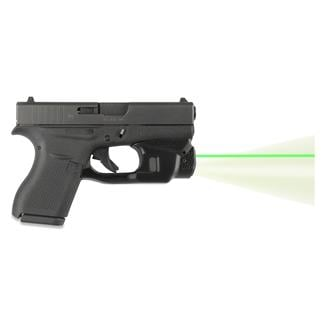 Lasermax CenterFire Light & Laser with GripSense for Glock Green
