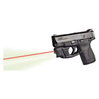 Lasermax CenterFire Light & Laser with GripSense for S&W Shield 9mm, .40 cal Red