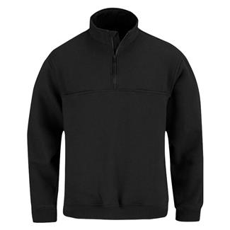 Propper 1/4 Zip Job Shirt Black