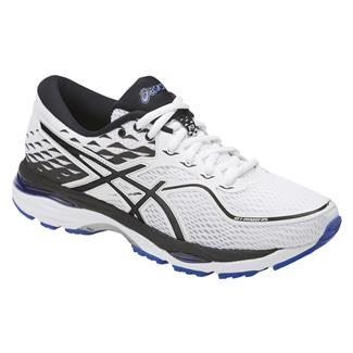 ASICS GEL-Cumulus 19 White / Black / Blue Purple