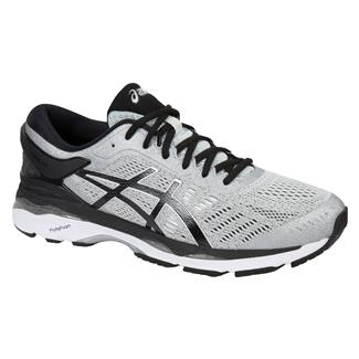 ASICS GEL-Kayano 24 Silver / Black / Mid Gray