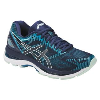 ASICS GEL-Nimbus 19 Insignia Blue / Glacier Sea / Crystal Blue
