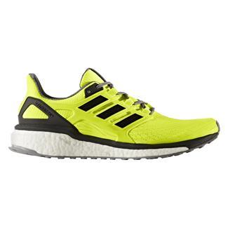Adidas Energy Boost Solar Yellow / Core Black / Gray Four