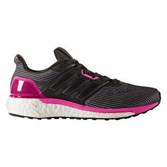 Adidas Supernova Utility Black / Core Black / Shock Pink