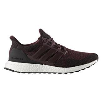 Adidas Ultra Boost Wool Dark Burgundy / Dark Burgundy / Core Black