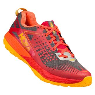 Hoka One One Speed Instinct 2 True Red / Ted Orange