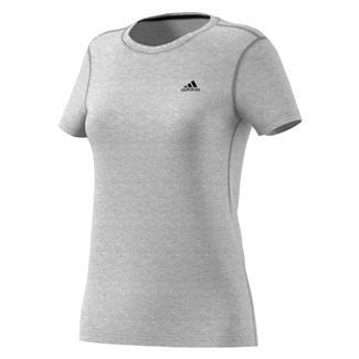 Adidas Ultimate T-Shirt Medium Gray Heather