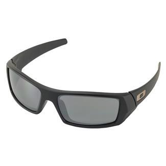 Oakley MPH Gascan Dog Tag Soft Touch Black (frame) - Black Polarized (lens)