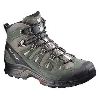 Salomon Quest Prime GTX Swamp / Night Forest / Titanium