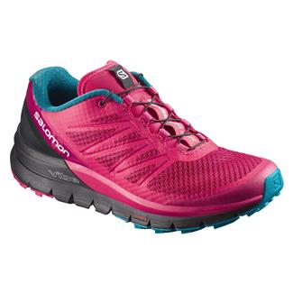 Salomon Sense Pro Max Virtual Pink / Black / Enamel Blue