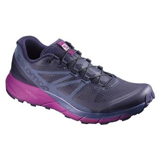 Salomon Sense Ride Evening Blue / Crown Blue / Grape Juice